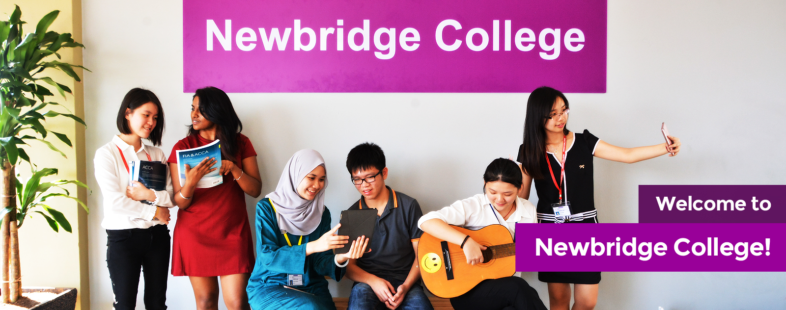 Welcome Newbridge College