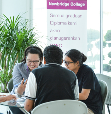 Apply Newbridge College in Melaka